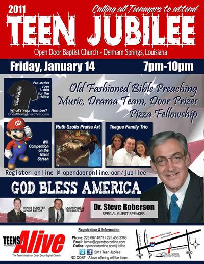 2011 Teen Jubilee